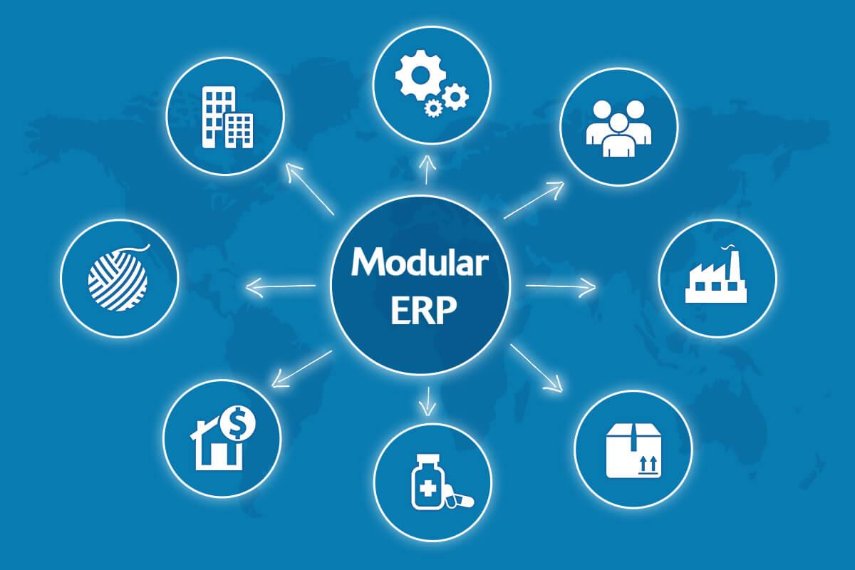 Resultado de imagen para erp modular